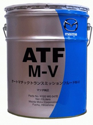 mazda atf m5 характеристики